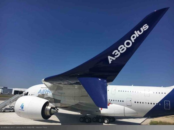 , Airbus A380 Plus, Portal Aviação Brasil