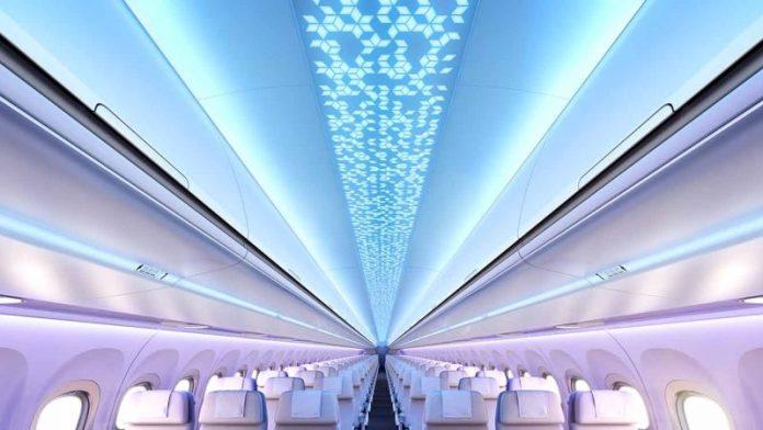 Airbus,, Airbus lança novo interior do A320 Airspace, Portal Aviação Brasil