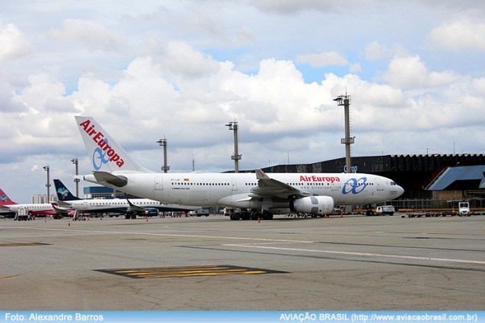 Air Europa e British Airways com novidades no Rio e em São Paulo, Air Europa e British Airways com novidades no Rio e em São Paulo, Portal Aviação Brasil
