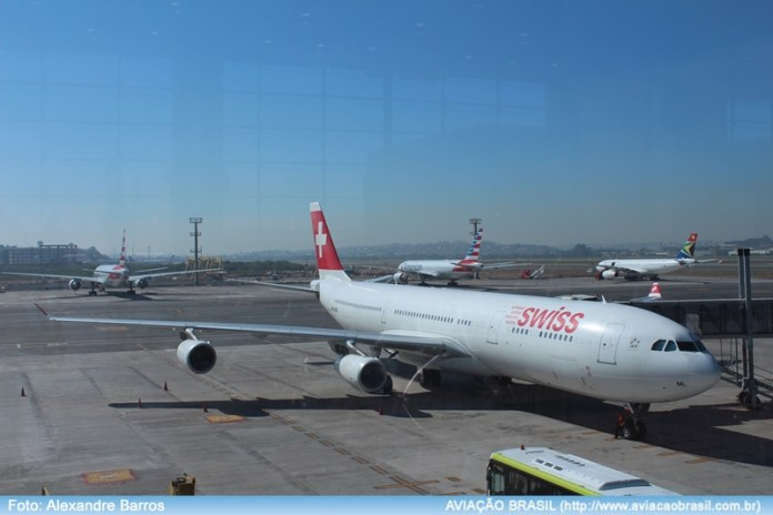 Swiss - Airbus A340-300