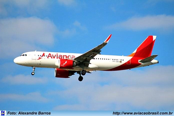 Avianca Brasil, Avianca Brasil em Belo Horizonte – Confins, Portal Aviação Brasil