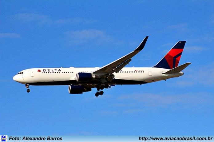 Delta retoma voos para Argentina, Chile e Equador