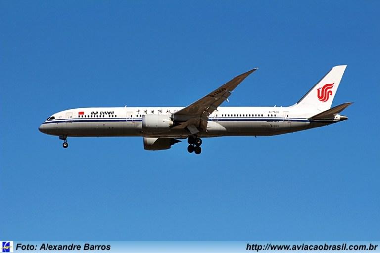 Air China (China)