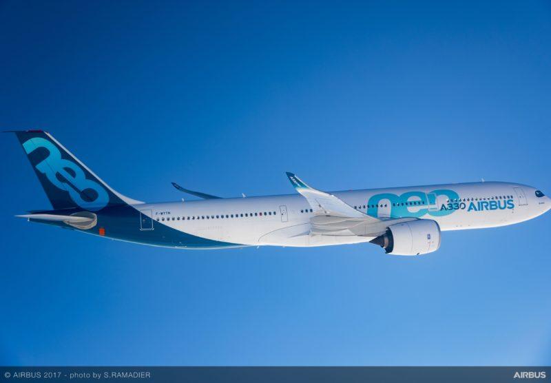 Airbus A330-900neo - Portal Aviação Brasil