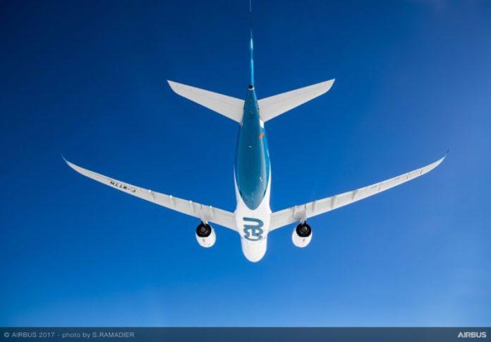 Airbus A330-800neo;, Airbus A330-800neo, Portal Aviação Brasil