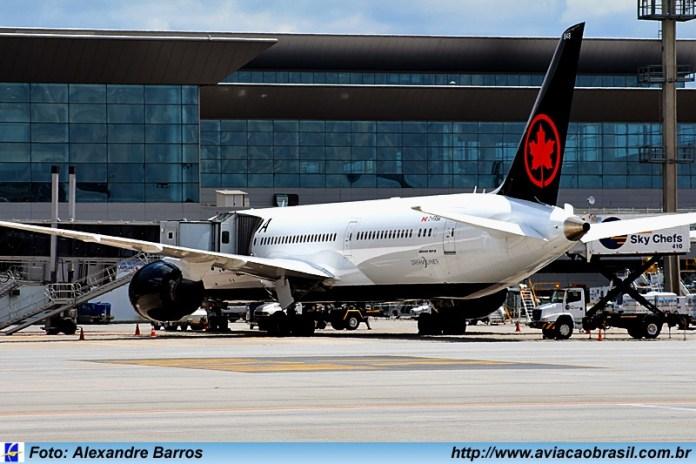 , Air Canada fará São Paulo – Montreal, em dezembro, Portal Aviação Brasil