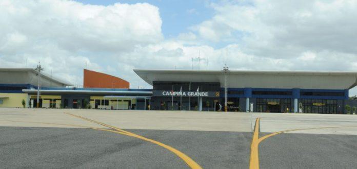 Campina Grande; Aeroporto;, Aeroporto de Campina Grande, Portal Aviação Brasil