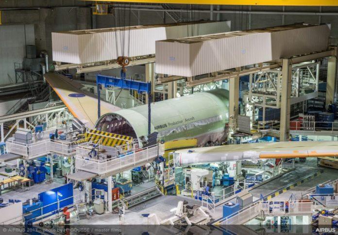 Airbus; Airbus A330-800Neo;, Airbus inicia processo de montagem final do A330-800, Portal Aviação Brasil