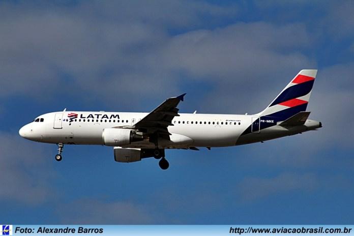 Latam; Congonhas; Recife;, Latam fará Congonhas – Recife, Portal Aviação Brasil