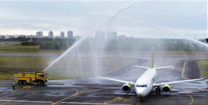Modern Logistcs; Vitória;, Modern Logistics em Vitória, Portal Aviação Brasil