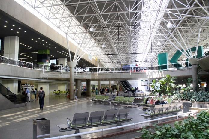 Os números do Aeroporto Internacional de Brasília
