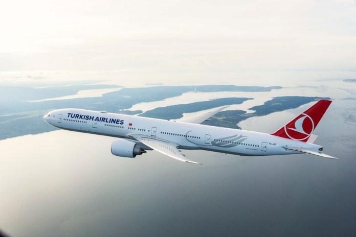 THY Turkish Airlines (Turquia)