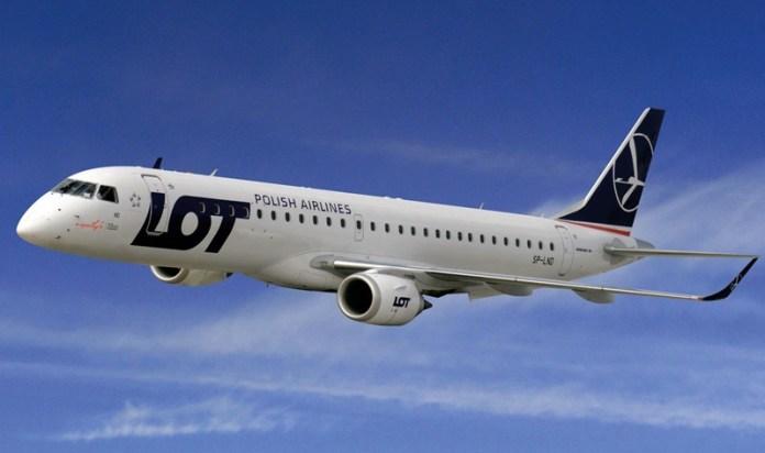 Embraer, Embraer amplia contrato de suporte com LOT Polish Airlines, Portal Aviação Brasil