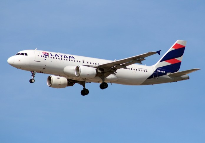 Latam Airlines Brasil - Airbus A320