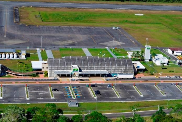 Cruzeiro do Sul, Aeroporto Internacional de Cruzeiro do Sul, Portal Aviação Brasil