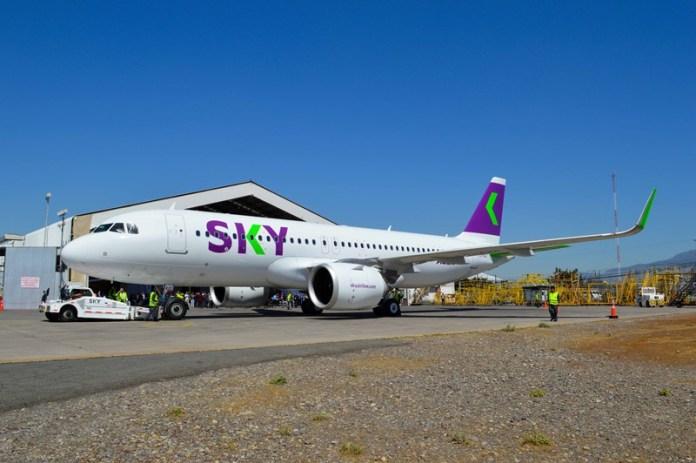 , Conheça um pouco mais o modelo low cost da SKY, Portal Aviação Brasil