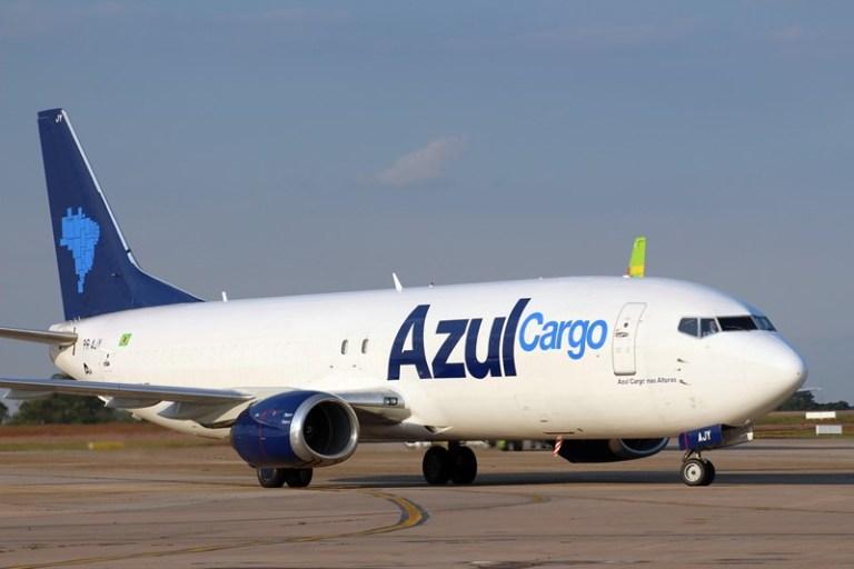 Azul Cargo cresce 36% em receita no primeiro trimestre de 2020