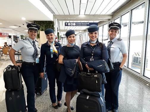 , 6 empresas do setor tem 39 cargos com vagas, incluindo comissários, Portal Aviação Brasil