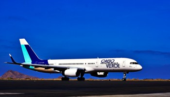 Foto: Cabo Verde Airlines