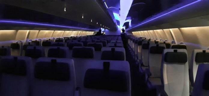 Airbus A330Neo, Decolamos no Airbus A330Neo da Azul, em seu voo inaugural, Portal Aviação Brasil