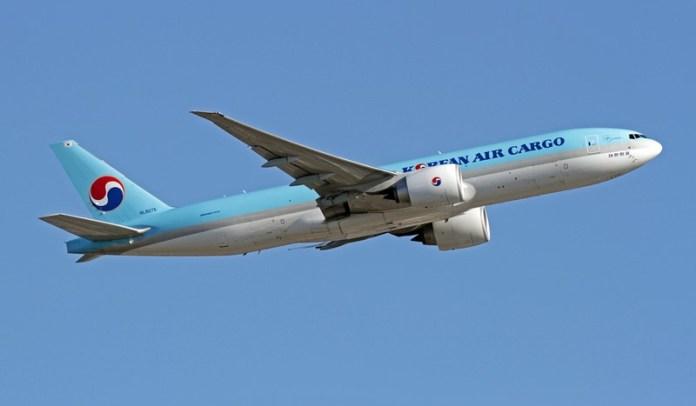 Korean Air Cargo inicia terceira frequência em Viracopos