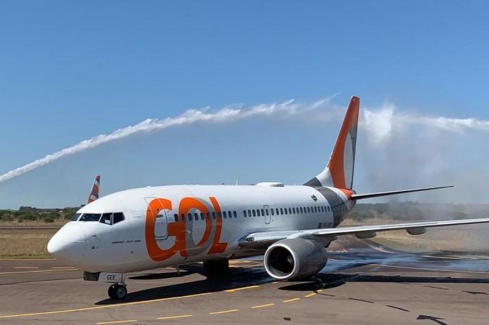 Passo Fundo, Gol em Passo Fundo, Portal Aviação Brasil
