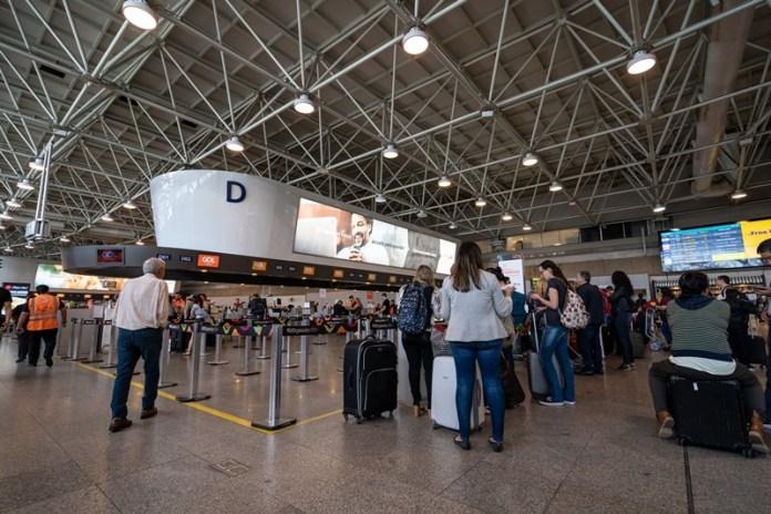 Voos domésticos correspondem a cerca de 87% na intenção de viagens dos brasileiros