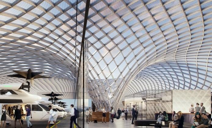 A importância da tecnologia nos aeroportos do futuro