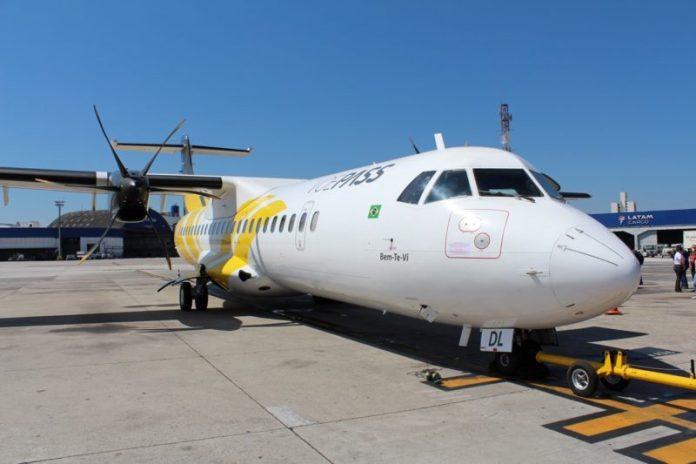 VoePass retoma voos ligando Ribeirão Preto a Brasília em agosto