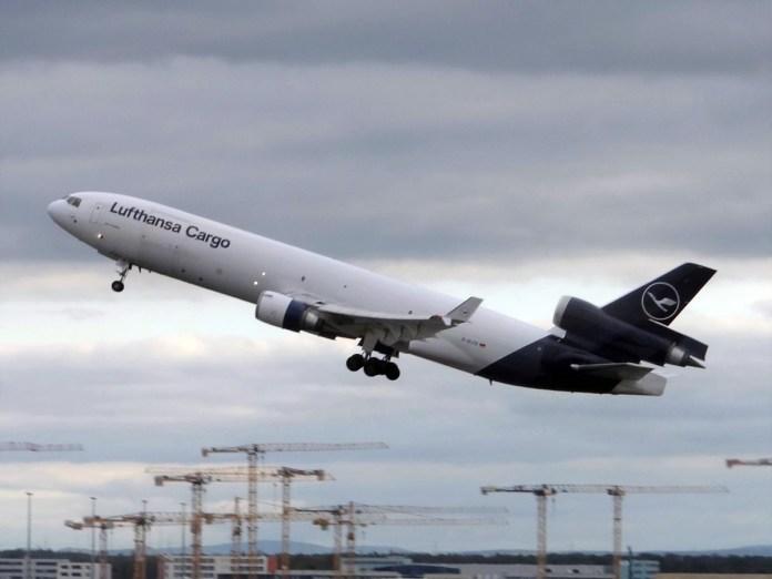 Lufthansa Cargo amplia voos em Viracopos