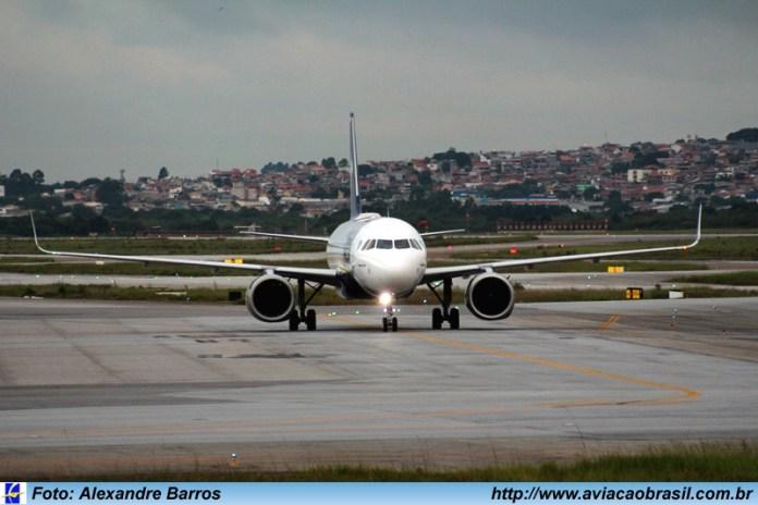 Azul vai voar com Airbus A320neo em Congonhas e no Santos Dumont