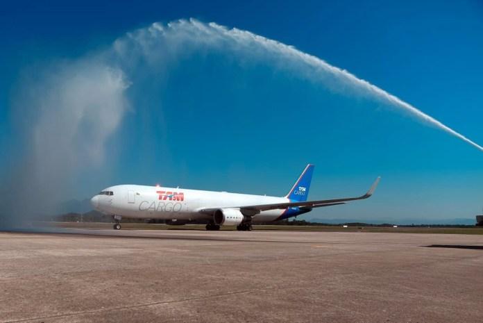 Floripa Airport e Latam Cargo Brasil inauguram a rota Miami – Florianópolis