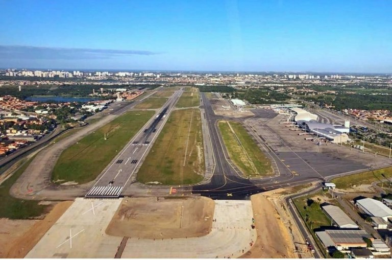 Fraport Brasil conclui as obras de expansão do Fortaleza Airport