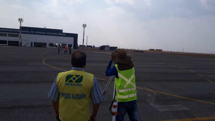 Os números do Aeroporto Regional de Sorriso (MT)