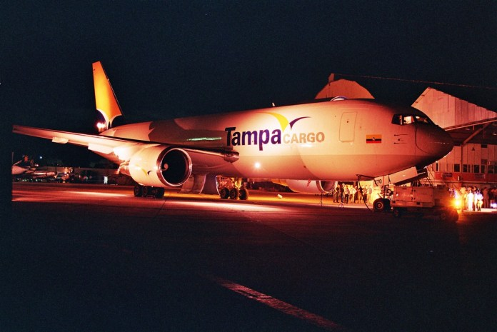Tampa Cargo (Colômbia)