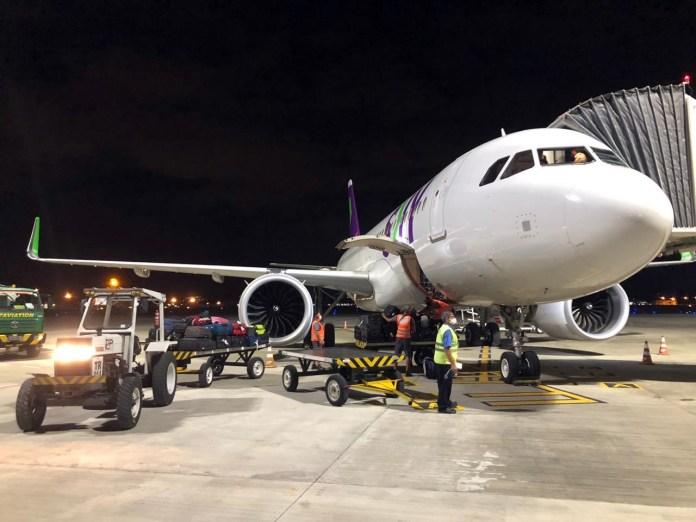 Sky Airline volta a operar em Florianópolis