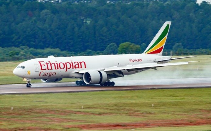 Ethiopian Cargo será regular em Viracopos