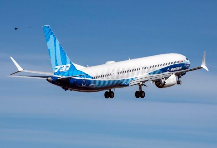 Um pouco mais do Boeing 737-Max 10
