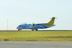 ATR 72-200 CX-LFL de BQB Líneas Aéreas (Foto: BQB Líneas Aéreas)