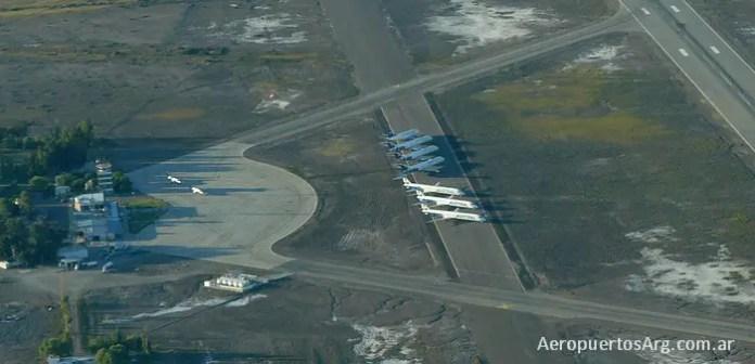 Aeropuerto de San Juan - Vista Aerea
