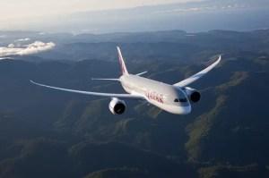 Qatar Airways - 787 Dreamliner