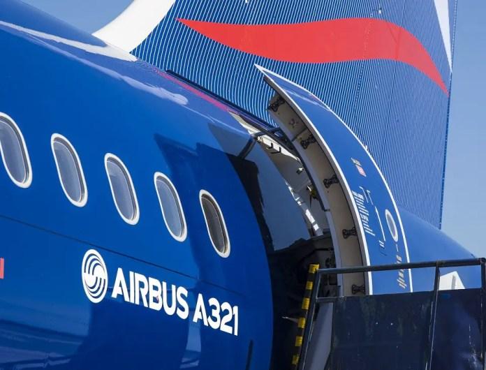 LAN A321 FTP