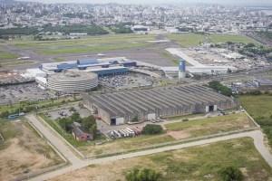 Aeropuerto de Porto Alegre (Foto: Portal da Copa - Gobierno de Brasil)