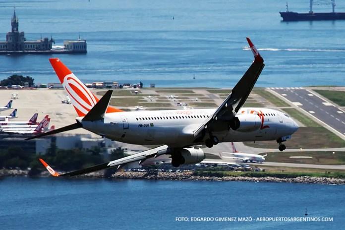 Gol Linhas Aereas - Boeing 737-800 PR-GUO