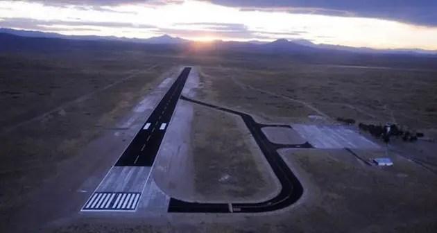 La pista renovada (Foto: Dirección de Prensa de Neuquén)