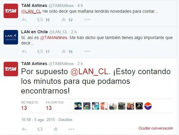 LAN - TAM TW