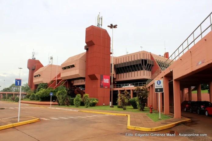 """Aeropuerto """"Lib. General San Martín"""" de Posadas"""