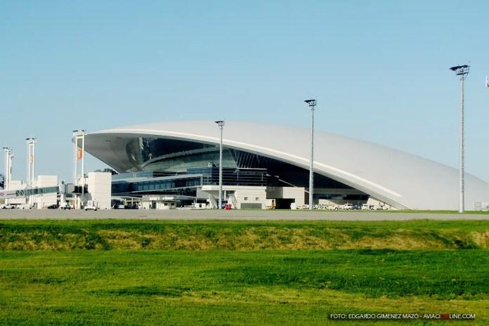 Aeropuerto Internacional Carrasco - Montevideo