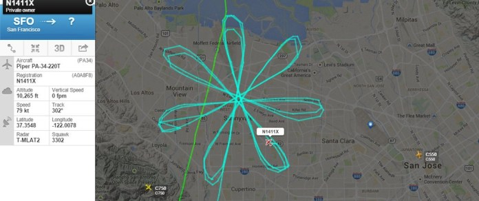 FlightRadar24 dibujo 03
