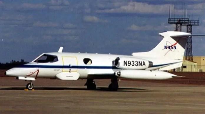 Learjet 23 - NASA